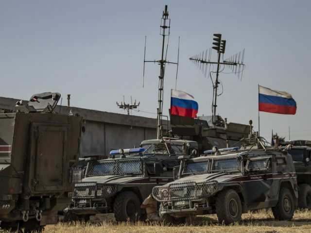 Russian major general killed, two servicemen injured in roadside bomb attack in Syria
