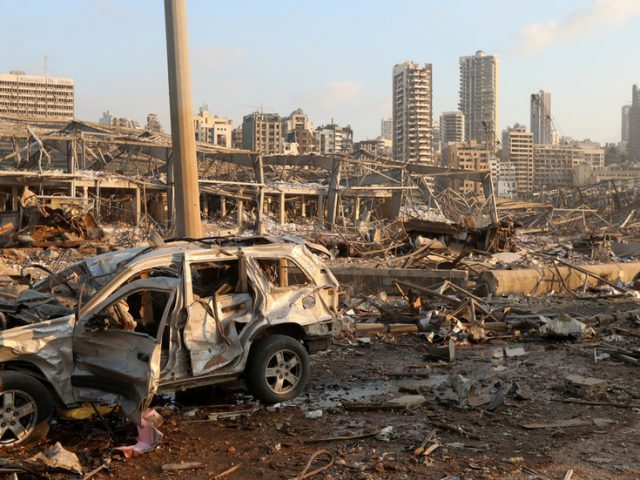 Ticking time bomb? Explosive stash that devastated Beirut was there since 2014, PM says, vowing to punish those responsible