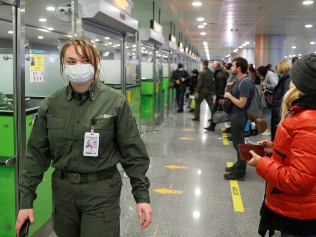 The world re-opens, Ukraine closes: Kiev to shut borders again to foreigners due to worsening coronavirus situation