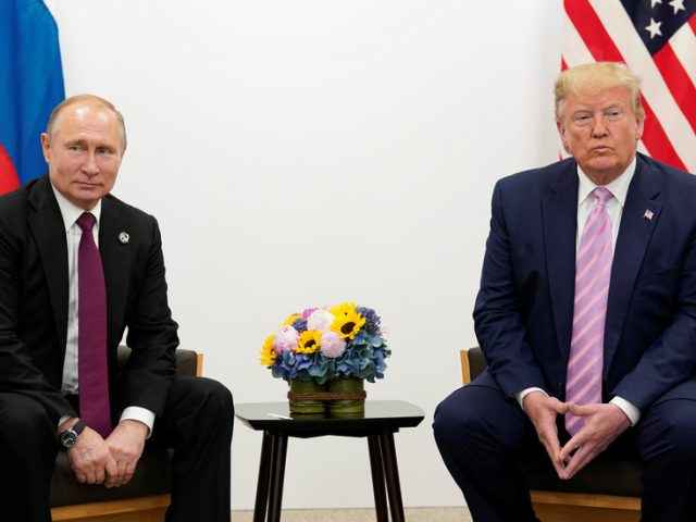 Decline of US provides a chance to reshape international law, but this can't happen while West always sees Russia as 'the bad guy'