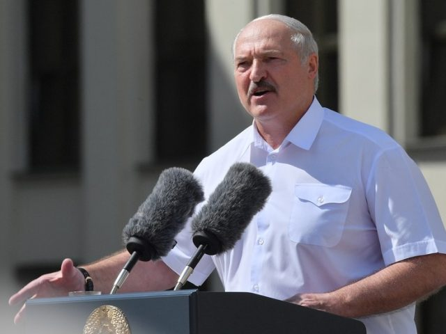 Lukashenko asks public to forgive heavy-handed Belarusian cops who 'made a mistake' during violent anti-government protests