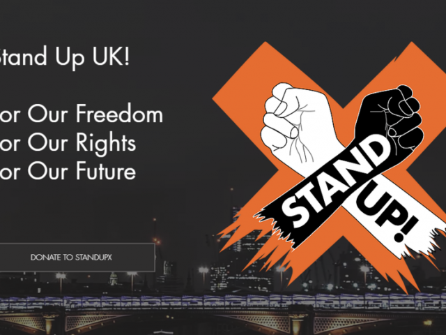 Protest group StandUpX fights against 'undemocratic' Covid-19 measures, mixing real concerns with conspiracy theories
