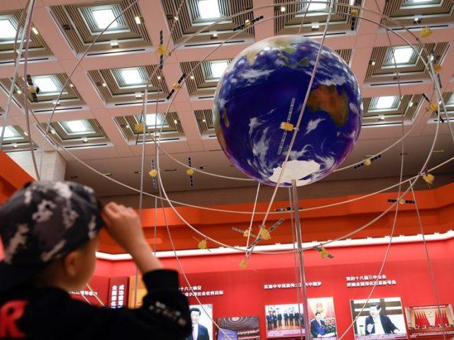 China completes its global satellite navigation system rivaling GPS, GLONASS & Galileo