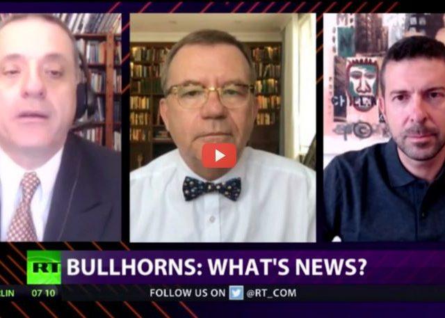 CrossTalk Bullhorns, QUARANTINE EDITION: What's News?