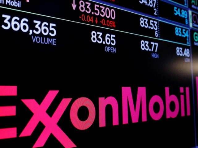 Exxon gets kicked out of the Dow Jones Industrial Average