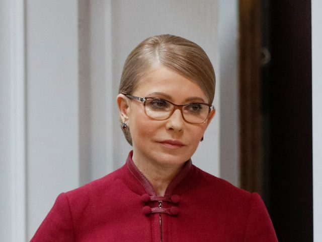 Yulia Tymoshenko tests positive for coronavirus, ex-PM in 'serious condition' as Ukraine struggles with big rise in infections