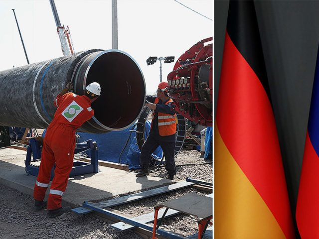 Germany warns US against imposing sanctions on Nord Stream 2, says no country has right to 'dictate' its energy policy