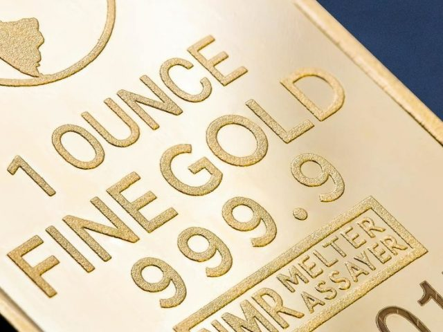 Gold soars to record highs near $2,000 on weaker US dollar & Covid uncertainty