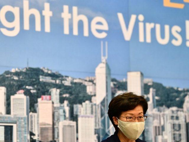 Hong Kong leader uses emergency powers to postpone legislative election for a year