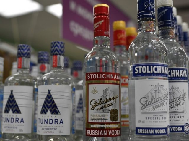 Vodka no longer in top 50 items sold in Russian alcohol stores – time to retire tired & outdated Russian drinking stereotypes?
