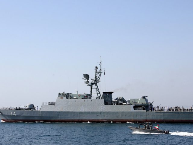 UAE vessel seized by Iran for violating territorial waters, Tehran announces