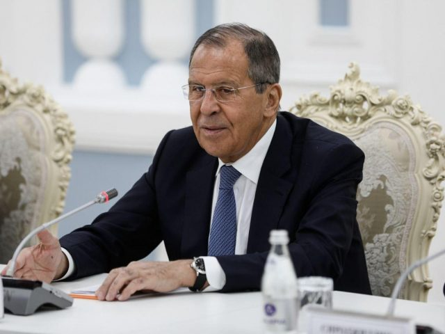 Excerpts from Foreign Minister Sergey Lavrov's interview with Vesti news show on Rossiya -1 television channel, Moscow, August 22, 2020