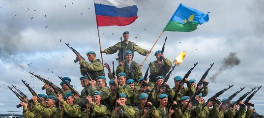 Why Russian paratroopers are among the best in the world (PHOTOS)