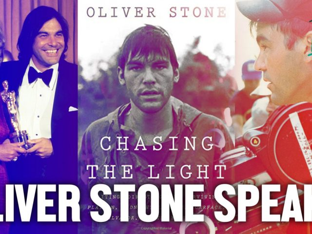 Oliver Stone on challenging Hollywood convention & film as a 'disappearing' art form
