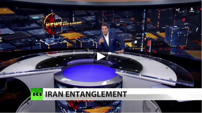 Rick Sanchez Iran Russia