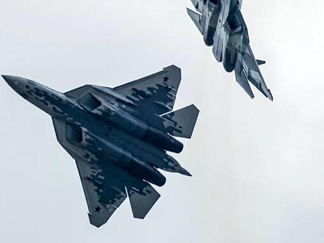 Russian Su-27 Intercepts US RC-135 and Poseidon Aircraft Over Black Sea, MoD Says