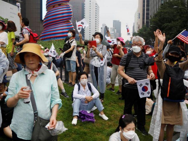 S. Korea quarantines thousands of church members amid 'worst coronavirus outbreak in months'