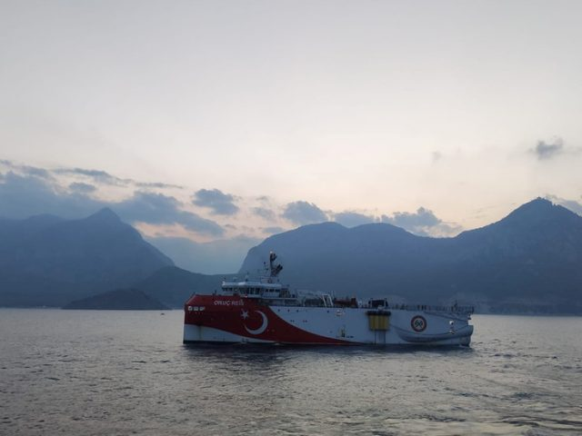 Mediterranean standoff: Greece demands Turkey cease 'illegal' naval missions in disputed waters