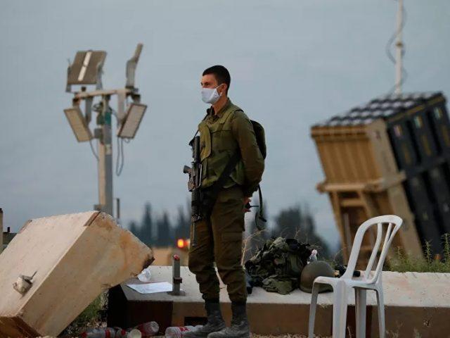 Israel Thwarts 'Terrorist' Attempt to Place Explosives on Syria-Israeli Border, IDF Says