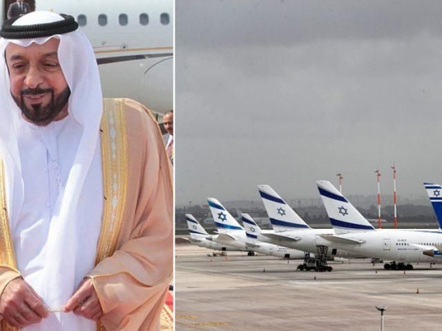 UAE leader signs decree ending boycott of Israel, furthering Trump-mediated deal