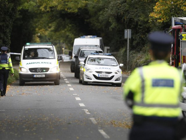 Ireland's Department of Health office in Dublin evacuated after suspicious package discovered