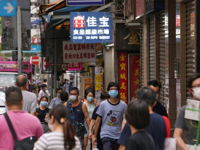 Hong Kong set to relax Covid-19 restrictions despite confirming 'world's 1st' re-infection case