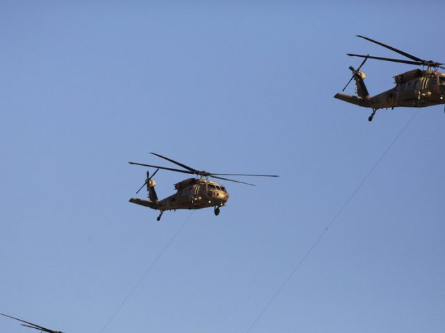 Israeli military grounds Black Hawk helicopter fleet after spate of malfunctions