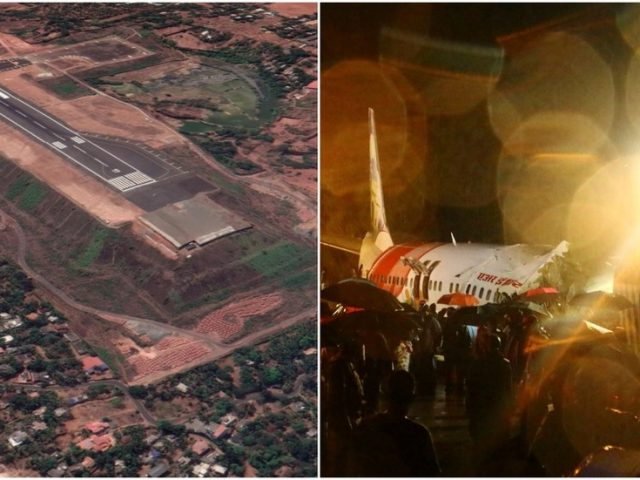Deadly crash-landing of Air India Express flight renews concerns over 'dangerous' TABLETOP location of Kozhikode airport