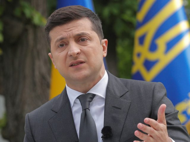 Ukraine's Zelensky admits some EU members don't want Kiev to join bloc, denies he's afraid to negotiate directly with Putin