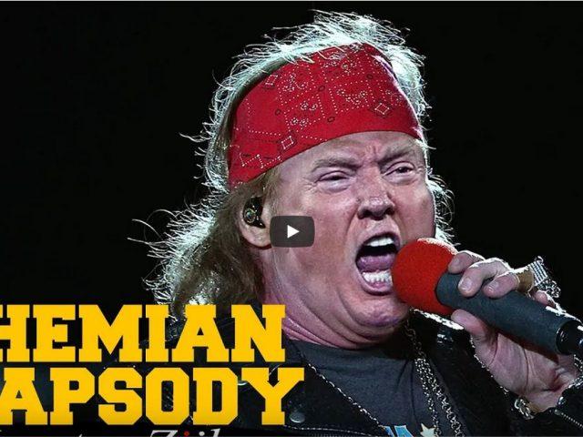 Queen – Bohemian Rhapsody (Donald Trump Cover)