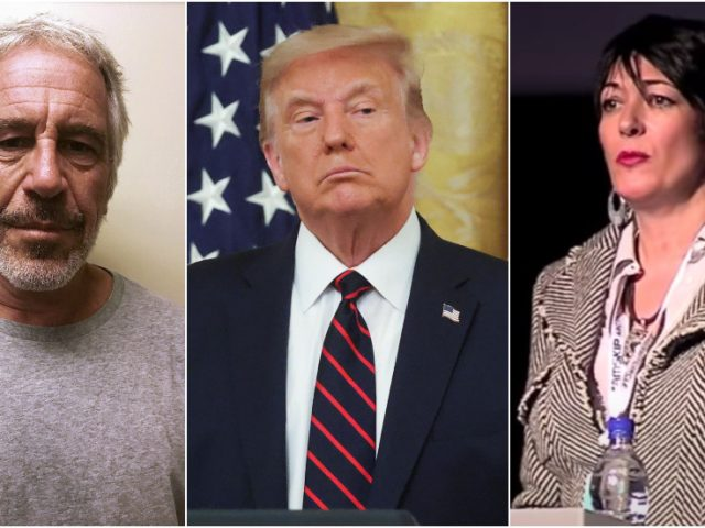 'Was he killed? Was it suicide?' Trump wishes Ghislaine Maxwell better 'luck' in jail than Jeffrey Epstein