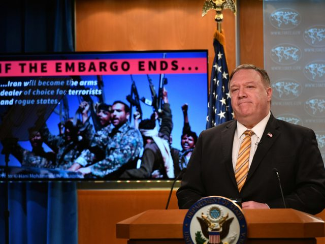Pompeo mocked for saying 'no other state' can block MULTILATERAL sanctions US wants to impose on Iran despite UNSC pushback