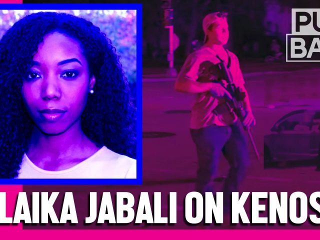 'We live in a right-wing country': Malaika Jabali on Kenosha, rebellions, and the election