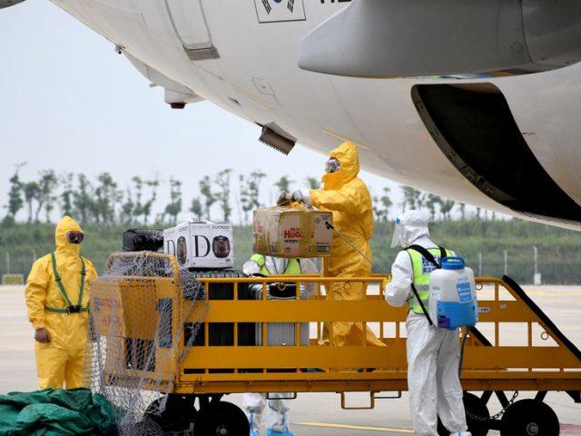 1st international passenger flight lands in former Covid-19 hotbed Wuhan since start of outbreak