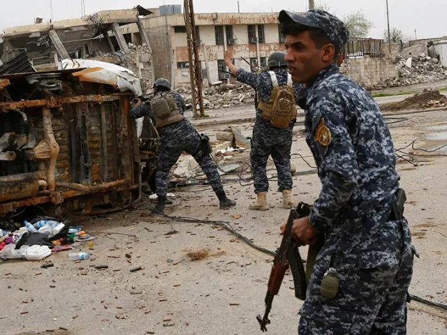 Ammunition Blast Hits Iraqi Military Base in Northern Saladin Province