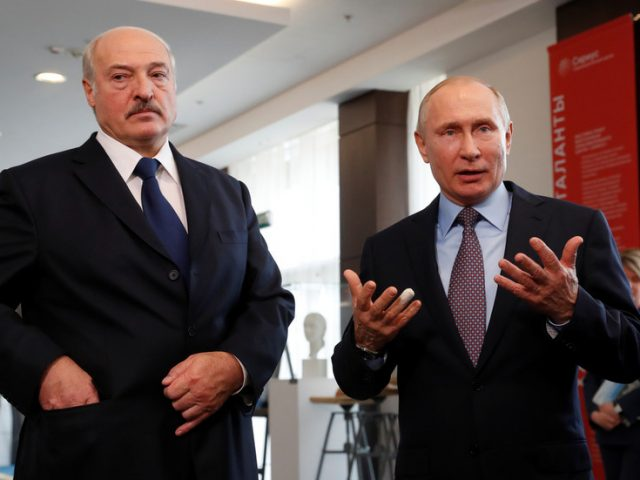 Kremlin rubbishes suggestion Putin & Lukashenko will discuss Belarus-Russia unification, as poll shows most Russians are opposed