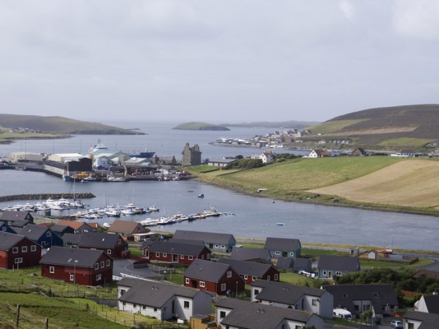 Shetland's right to choose? Islands vote to 'explore independence' from Scotland