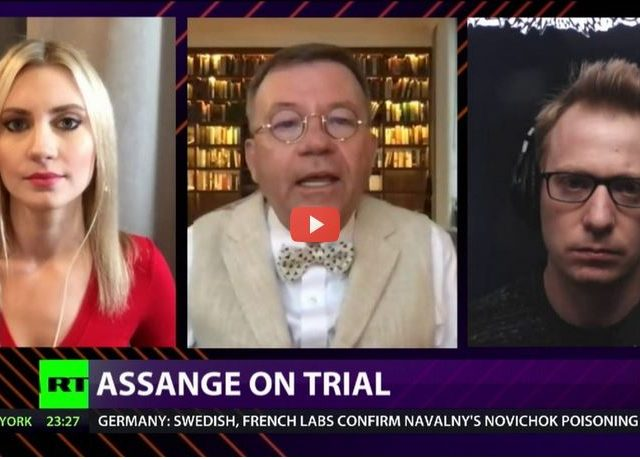 CrossTalk, Quarantine Edition: Assange on trial
