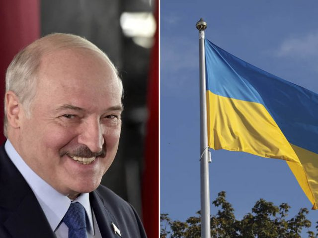 'Lukashenko is not the legitimate president of UKRAINE': EU Foreign Minister confuses Belarus leader's country