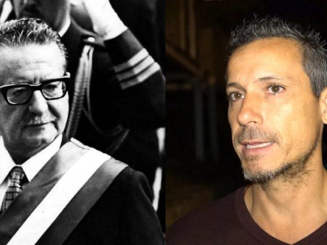 Grandson of overthrown Chilean President Salvador Allende defends Venezuela against US coup attempt