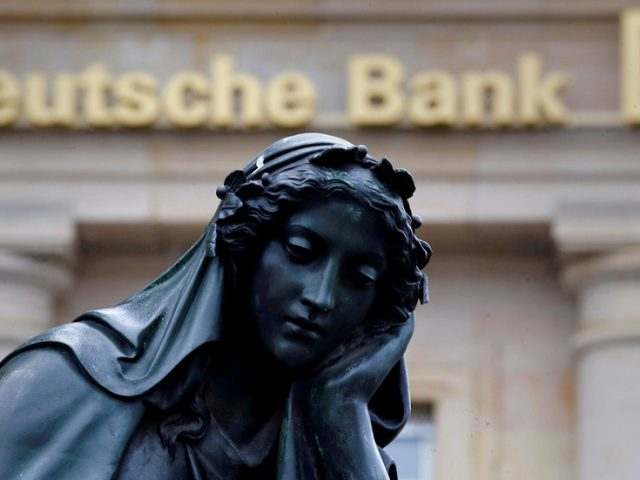 Global economy won't return to pre-pandemic levels 'for a long time' – Deutsche Bank