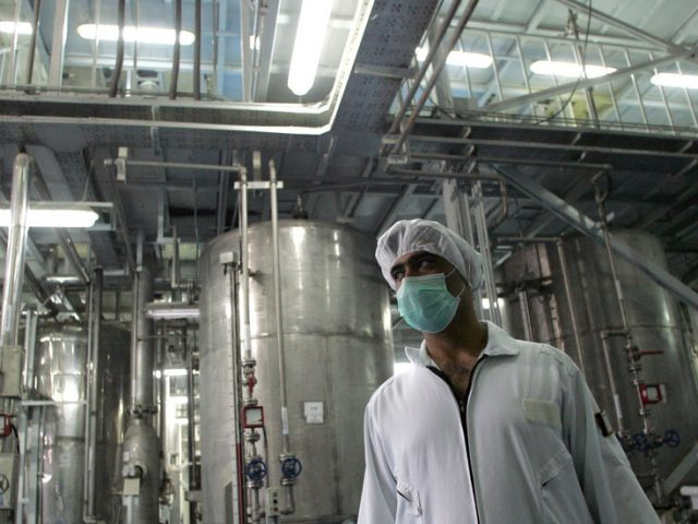 Iran building production hall for uranium-enriching centrifuges 'in the mountains' near Natanz facility