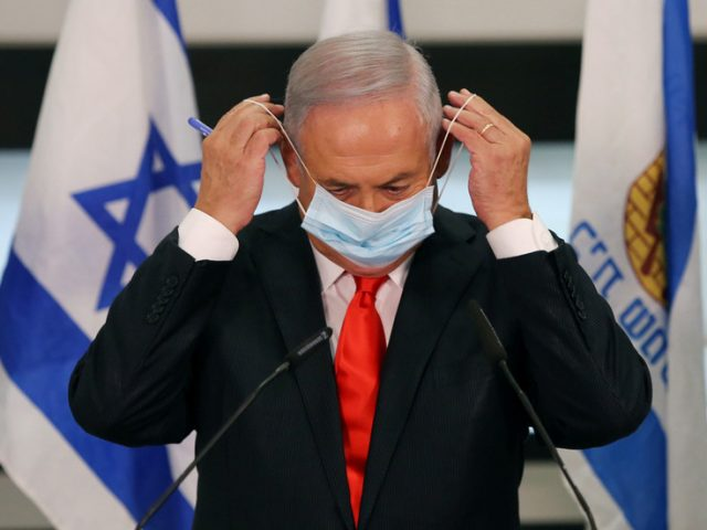 Netanyahu puts Israel into 3-week lockdown, citing rapid spread of Covid-19