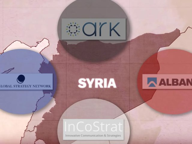 Leaked docs expose massive Syria propaganda operation waged by Western govt contractors and media