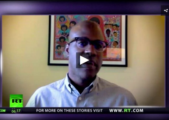 On Contact: New black militancy