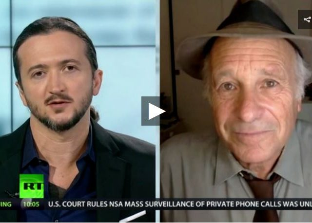 Uncounted voters with investigative journalist Greg Palast