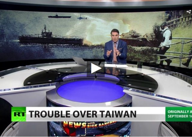 US ignores ultimatum, China dispatches fighter jets over Taiwan (Full show)