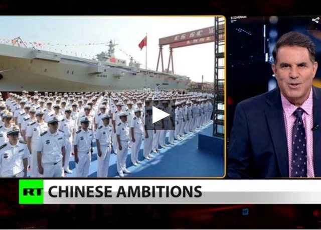 Is China's navy really the biggest in the world? (Full show?)