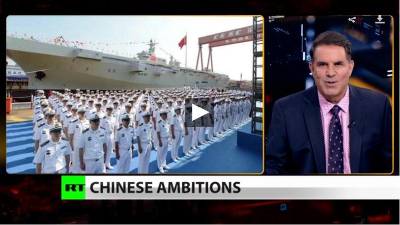 Rick Sanchez China navy