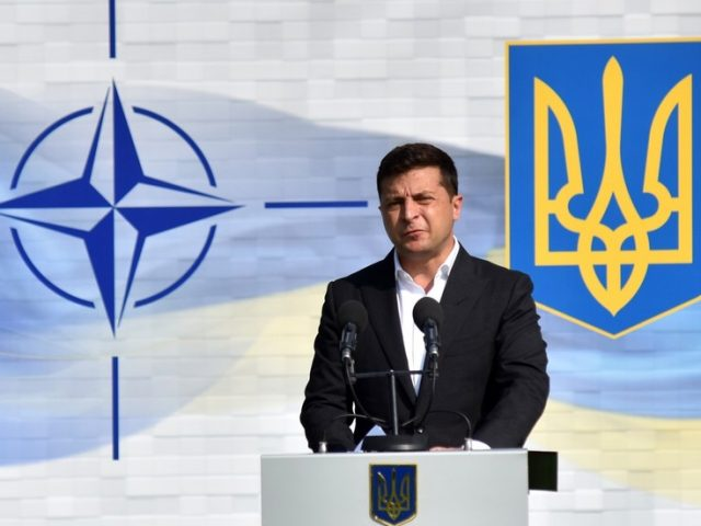 War in Europe': Ukrainian leader Zelensky tells United Nations that Russia wants to divide the world into spheres of influence
